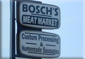 Bosch's Meat Market